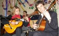 гитара для начинающих детей